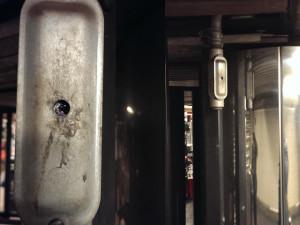 Hidden NYC Subway Cameras