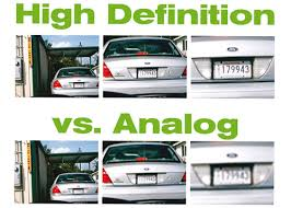 HD  vs. Analog
